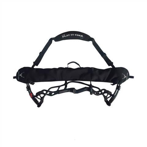 24 40 polegada arco sling bag capa bolsa alca de ombro cordas de arco para