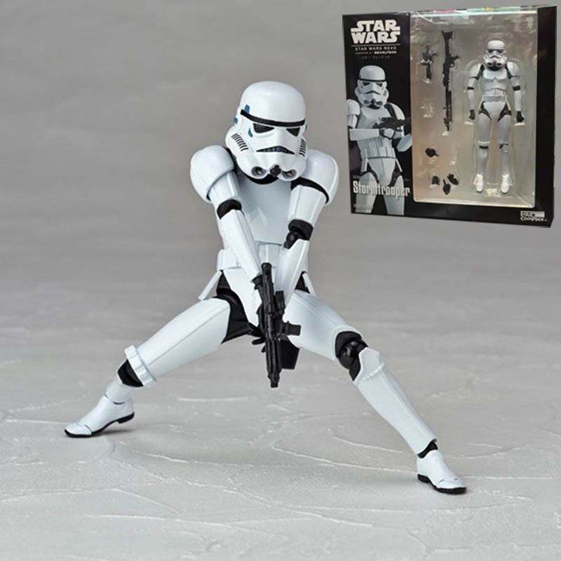 War Toys For Girls : Star wars stormtrooper action figure scale painted