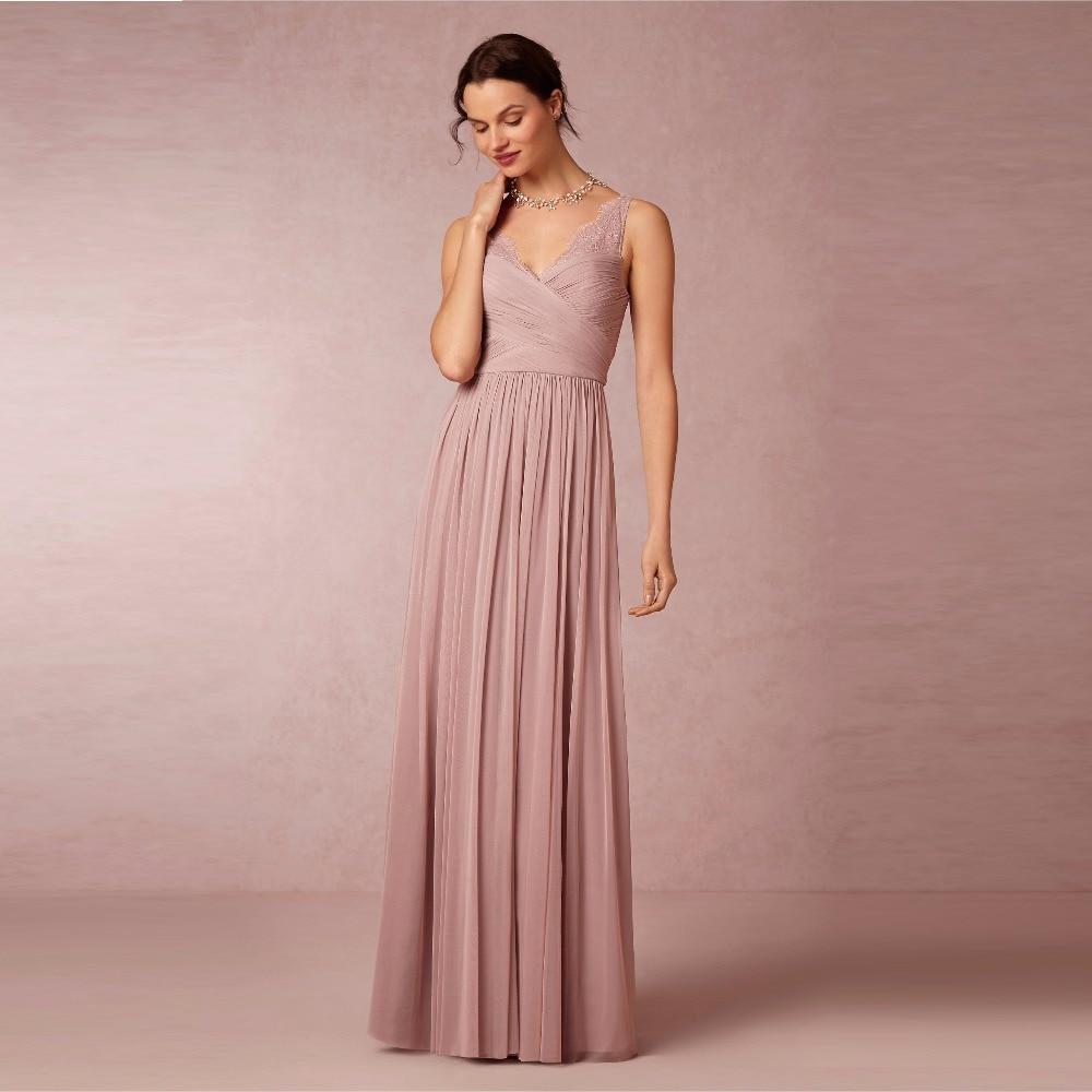 Encantador Vestidos De Dama De Encaje Por Debajo De 100 Colección de ...