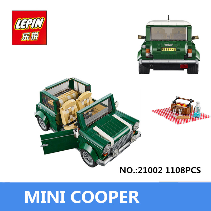 IN STOCK lepin 21002 technic series 1108Pcs car Model Building Kits Blocks DIY educational Bricks Toys Compatible With Jeep toys in stock lepin 02012 774pcs city series deepwater exploration vessel children educational building blocks bricks toys model gift
