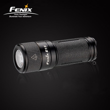 2016 Edition Fenix E15 Cree R5 LED MAX 450 Lumens High-performance Keychain Flashlight EDC with Key chain