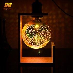 3D Decoration Bulb Firework 11