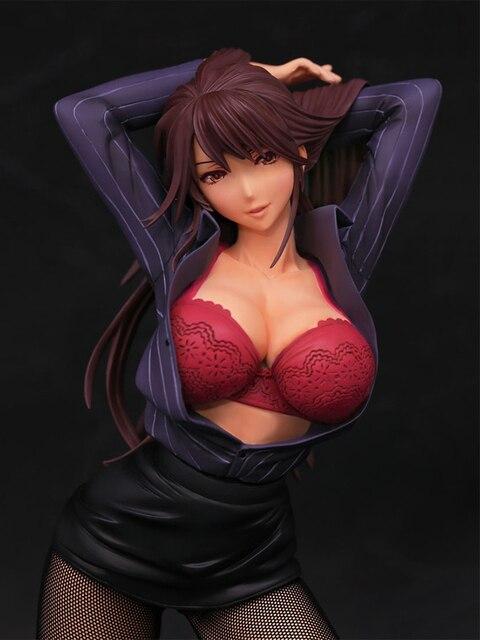Japanese Daiki Anime Otome Kurosama Sexy Girl PVC Action Figure 27cm Anime Sexy Figures toys Anime figure Toys