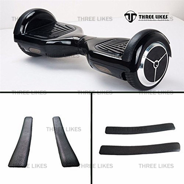 2 wheel self balancing mini smart electric scooter anti scratch guard body safety hoverboard protection bumper