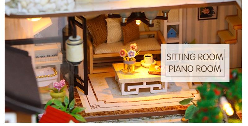 HTB1gOwVTwHqK1RjSZFPq6AwapXaT - Robotime - DIY Models, DIY Miniature Houses, 3d Wooden Puzzle