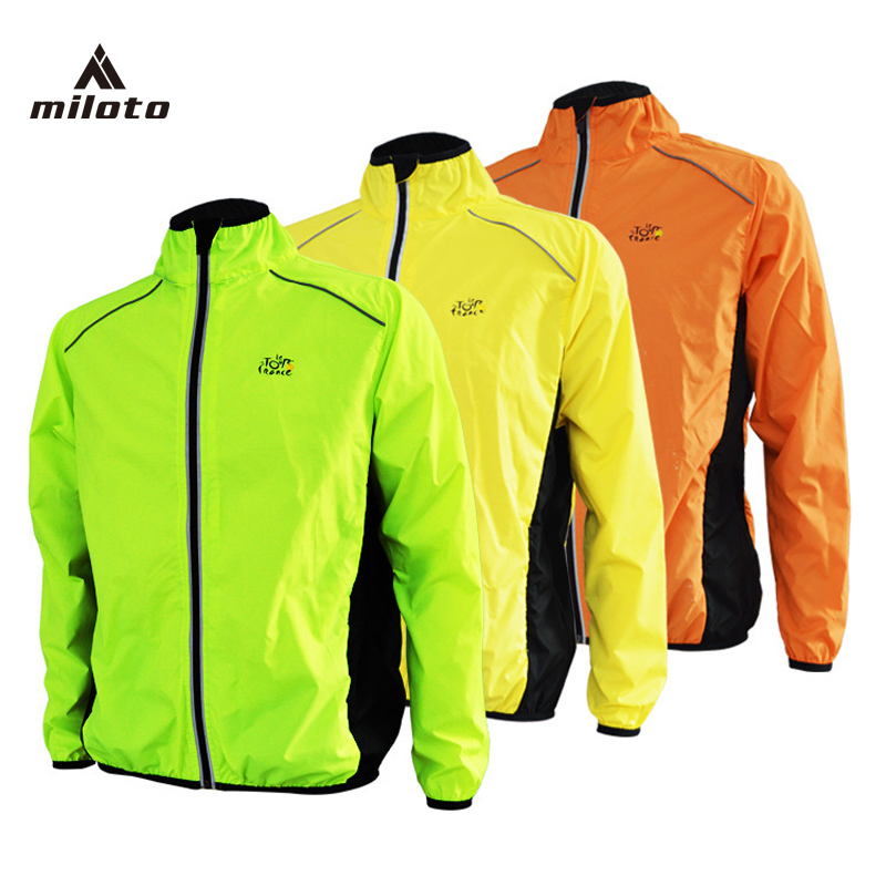 MILOTO Cycling Jacket Men Rainproof MTB Road Bike Jersey Wind Coat Road Bicycle Jacket Raincoat Cycling Clothing Ropa Ciclismo подвесной светильник st luce sl299 053 01 page 6
