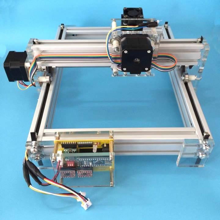 1600mW Desktop Laser Cutting/Engraving Machine DIY Logo Picture Marking Printer