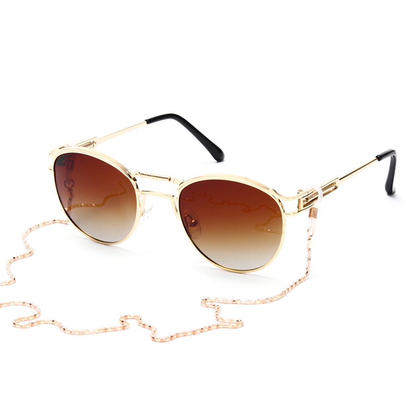 Wholesale Vintage Polarized Steampunk Sunglasses with ...