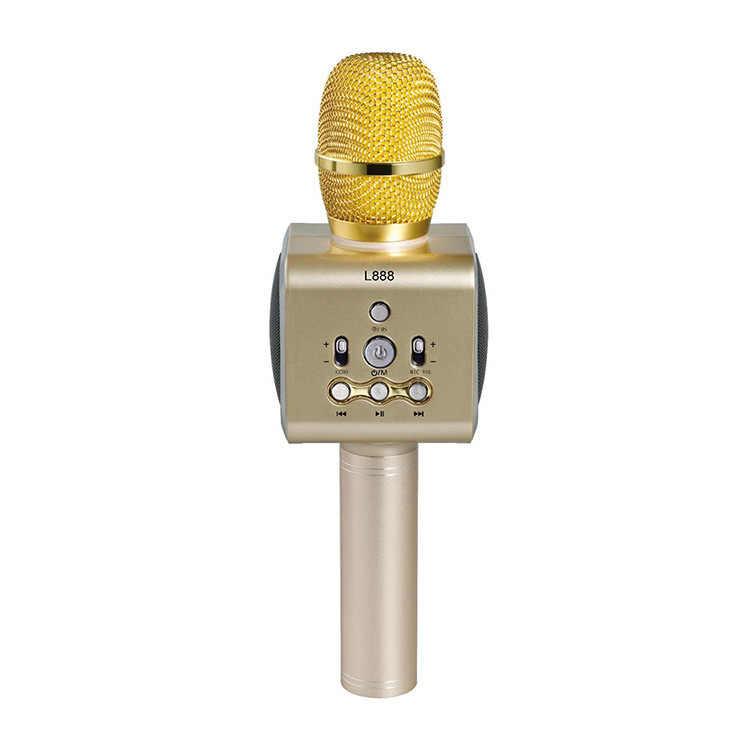 liwei18 Wireless Bluetooth Microphone Audio Mobile Phone Karaoke Microphone Microphones