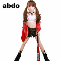 68cm real silicone sex dolls robot japanese anime full oral love doll realistic adult for men toys big breast sexy mini vagina#