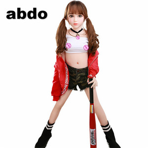 68cm real silicone sex dolls robot japanese anime full love doll realistic adult for men toys big breast sexy mini vagina#(China)