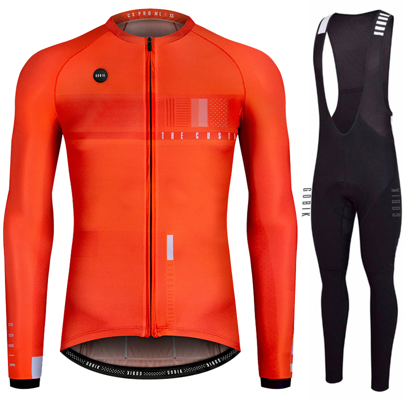 Invierno roupa ciclismo go pro 2018 winter thermal fleece long sleeve set bike winter cycling clothing Warm jacket ciclismo ropa