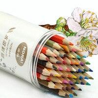 נח 0632 מים מסיסות את של מאמרים ילדים עט שרבוט אמנות גן סודי עופרת צבע עיפרון מקרה NORA-0632