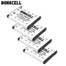 Bonacell Rechargeable Li-ion Battery EN-EL10 EN EL10 for Olympus Li-40B Li-42B / Fuji NP-45 S210 S500 S510 S520 S3000 колонка eltronic el10 22ch