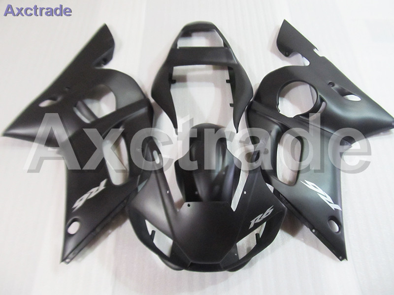 Plastic Fairing Kit Fit For Yamaha YZF600 YZF 600 R6 YZF-R6 1998-2002 98 - 02 Fairings S ...