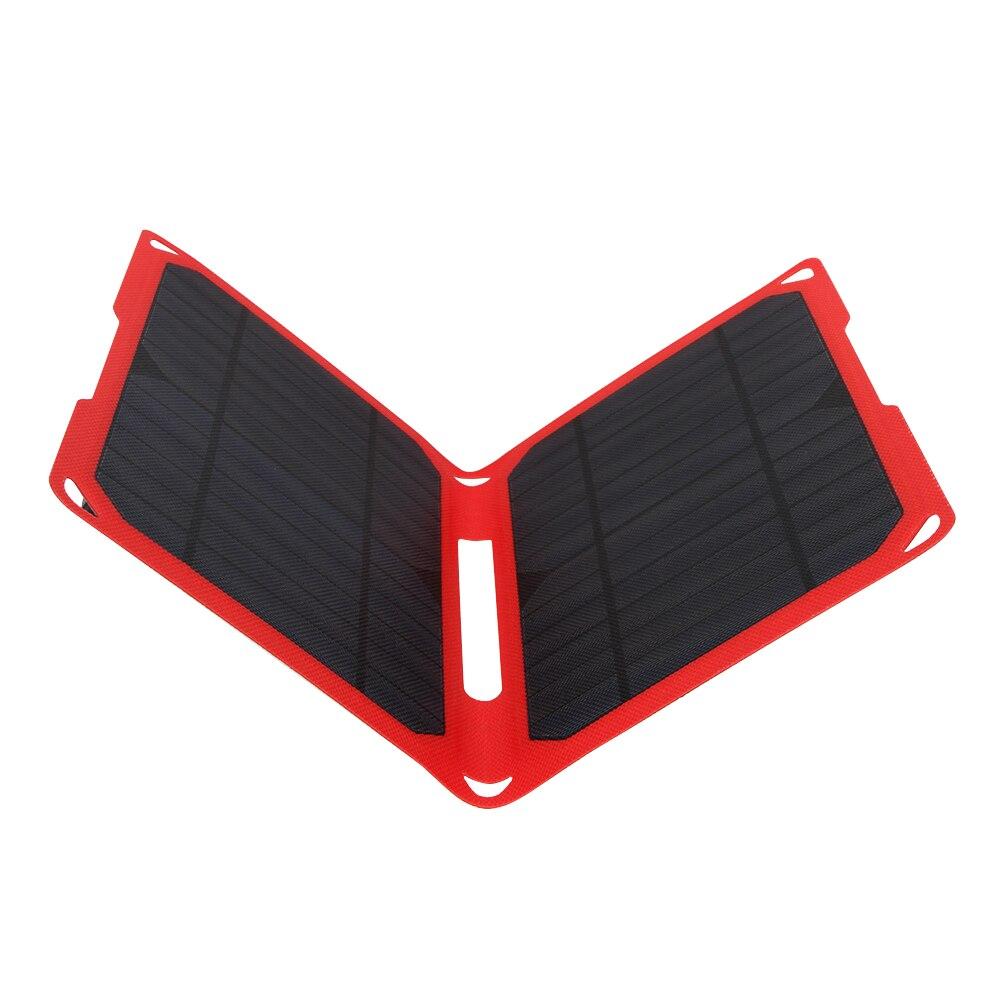 Chargeur solaire PowerGreen haute efficacité 14 W Mono panneau solaire ETFE batterie portable solaire cellule solaire pour téléphones