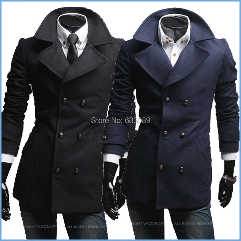 Compare Prices on Slim Fit Trench Coat- Online Shopping/Buy Low ...