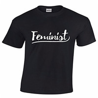 Newest 2017 Feminist Feminism Supporter Men's Shirts Men Clothes Novelty Cool Summer Casual Clothing