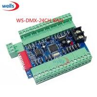 Vendita calda 24 CH dmx dimmer Controller consiglio, 24 CH dmx 512 dimmer