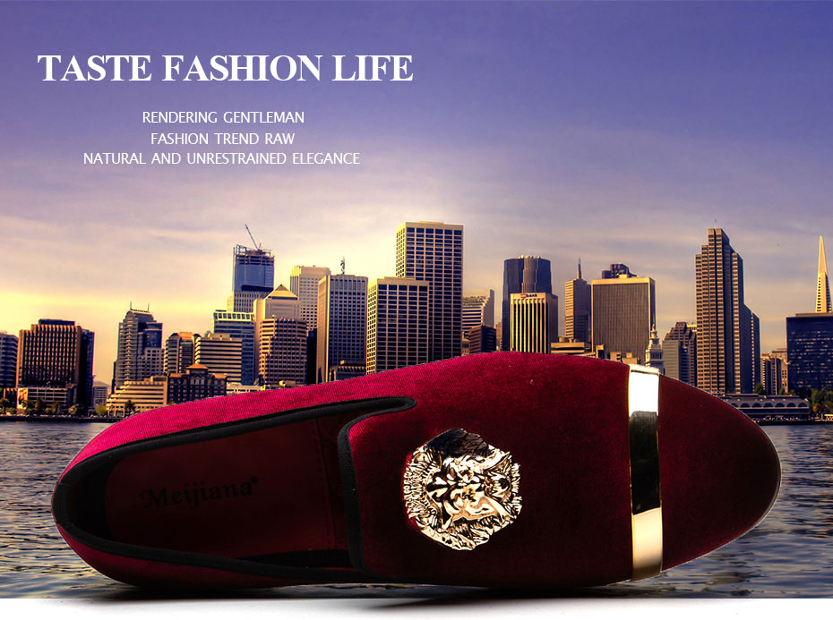 HTB1gP05X0fvK1RjSspfq6zzXFXaa MEIJIANA New Big Size Men's Loafers Slip on Men Leather Shoes Luxury Casual Fashion Trend Brand Men's Shoes Wedding Shoes