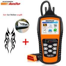 OBD2 Autoscanner NX501 Auto ODB 2 Scanner Car Diagnostic Tool Engine Fault Code Reader for All Cars Better KW850 OBD ELM327 V1.5