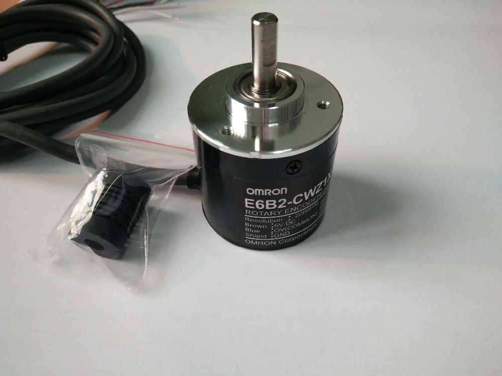 цена на E6B2-CWZ1X 1000P/R rotary encoder / 1000 pulse incremental encoder / ABZ output 2000 360 100 600 100 1024P/R