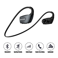 Mpow Antelope Bluetooth 4 1 Wireless Sports Headphone With Hands Free Calling Long Working Time CVC6