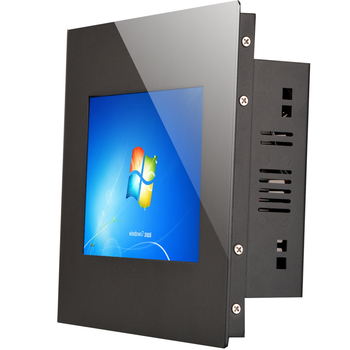 15 inch industrial panel pc, IP65 aluminum computer with Intel  J1900 2.41GHz