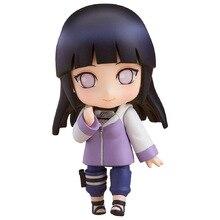 Nendoroid Naruto Shippuden Hinata Hyuga 879 Cartoon Toy Action Figure Model Doll Gift wvw 20cm hot sale anime heroes naruto hyuga hinata model pvc toy action figure decoration for collection gift free shipping