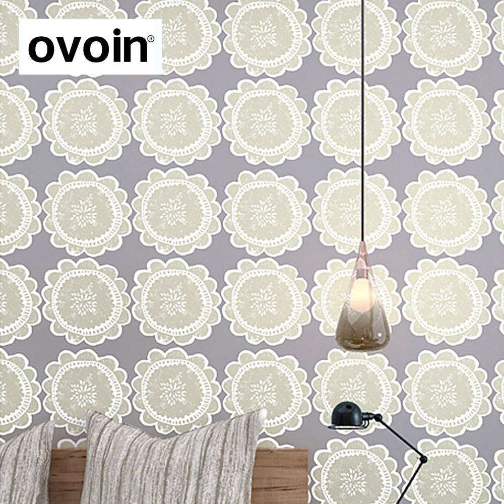 diseo moderno no tejido gris papel tapiz para paredes rollo rojo floral nias dormitorio sala de