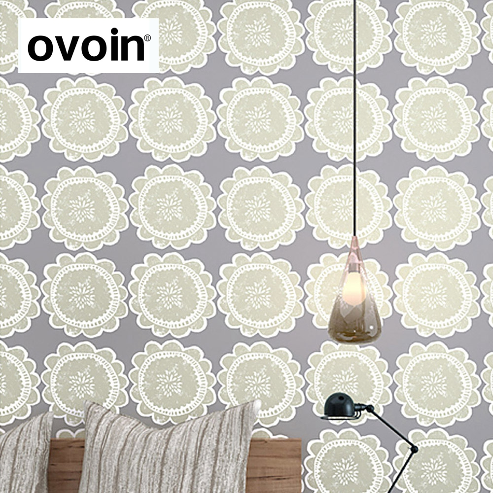 Modern Design non-woven Grey Wallpaper For walls Roll Red Floral Wall Paper Girls Room Bedroom Wallpaper for Barber Shop modern rustic floral classic 3d wall paper home decor non woven background wall wallpaper roll for living room bedroom walls
