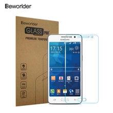 bd39c346100 Para Samsung Galaxy Grand 2 duos G7106 G7102 caja al por menor pantalla de  teléfono Premium vidrio templado anti shatter toughen.