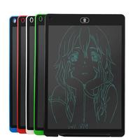 12 Inch LCD Writing Tablet Digital Drawing Tablet Handwriting Pads Portable Electronic Tablet Board With Stylus