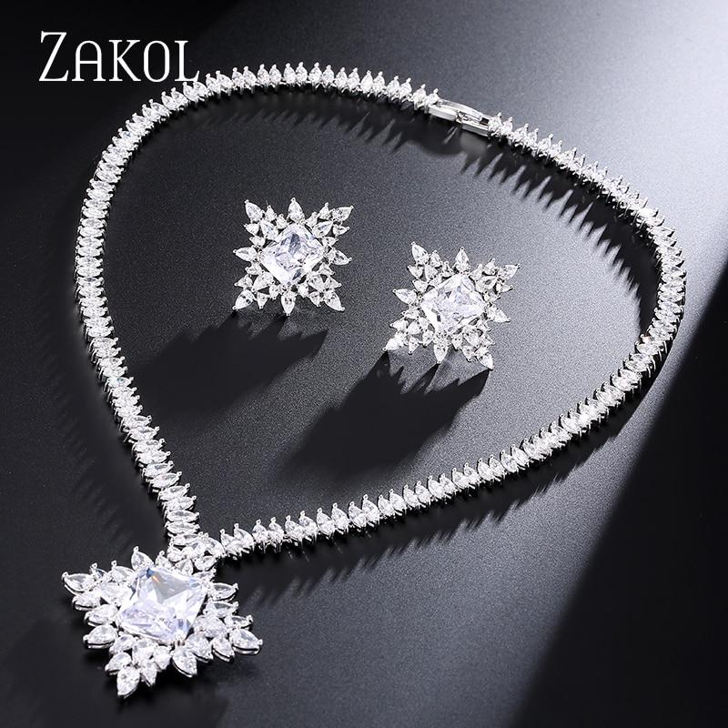 ZAKOL Classic Αξεσουάρ νυφικό επέτειο - Κοσμήματα μόδας - Φωτογραφία 3