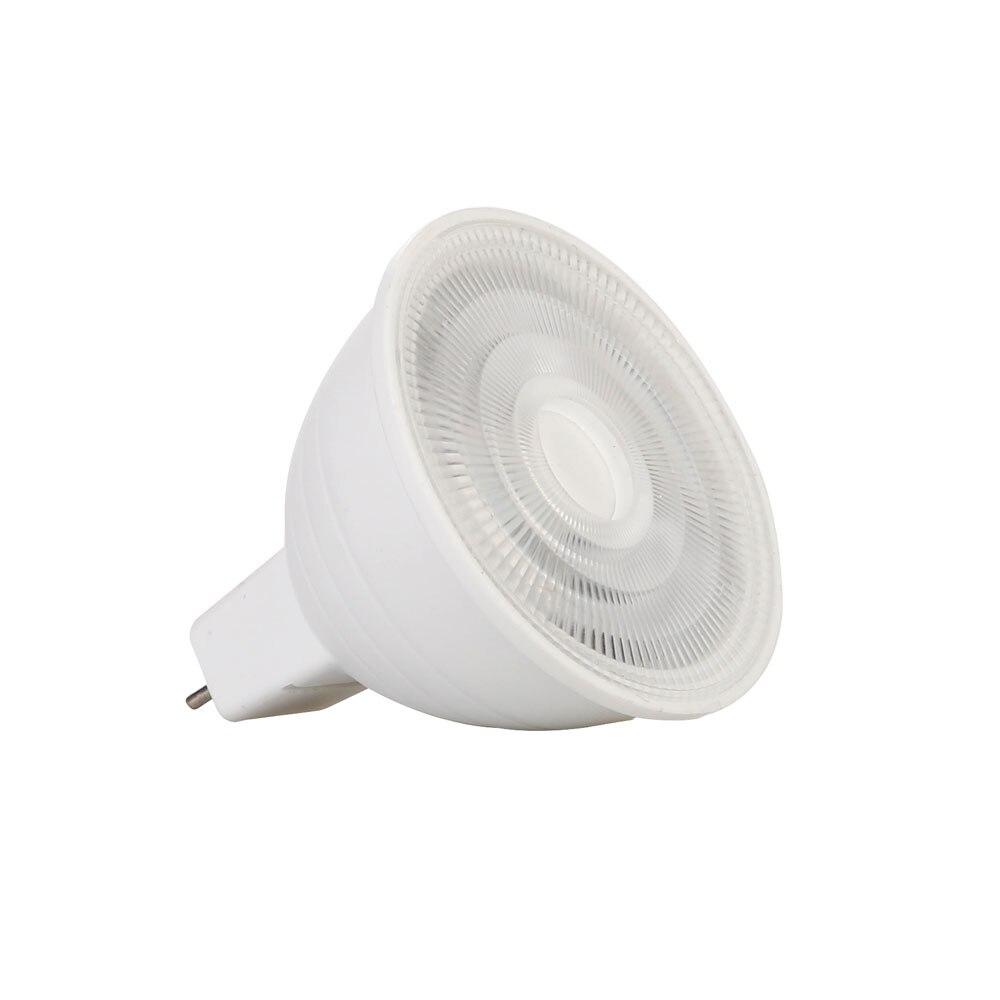 Image 2 - 10pcs/Lot LED Light Bulb Spotlight Dimmable GU10 MR16 GU5.3 110V 220V COB Chip Beam Angle 30 degree Spotlight For Table Lamp-in LED Bulbs & Tubes from Lights & Lighting