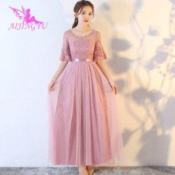 8509f834d9 2018 sexy vestidos de dama vestido elegante para el banquete de boda BN728