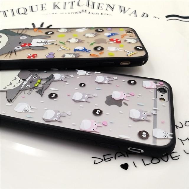 Totoro Hayao Miyaz Case for iPhone