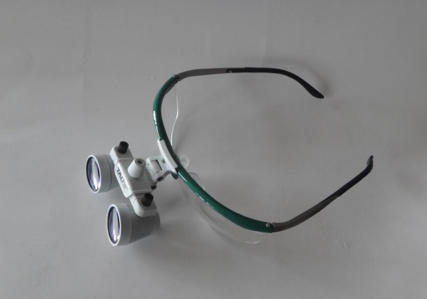to 2.5 х Sub Loop ну стекло медицинские медицинские заряд Loop Loop Loop глава 550 мм рабочее расстояние