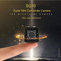 DOITOP SQ10 Super Mini Camera Camcorder Full HD 1080P DV DVR Camera Camcorder IR Night Vision