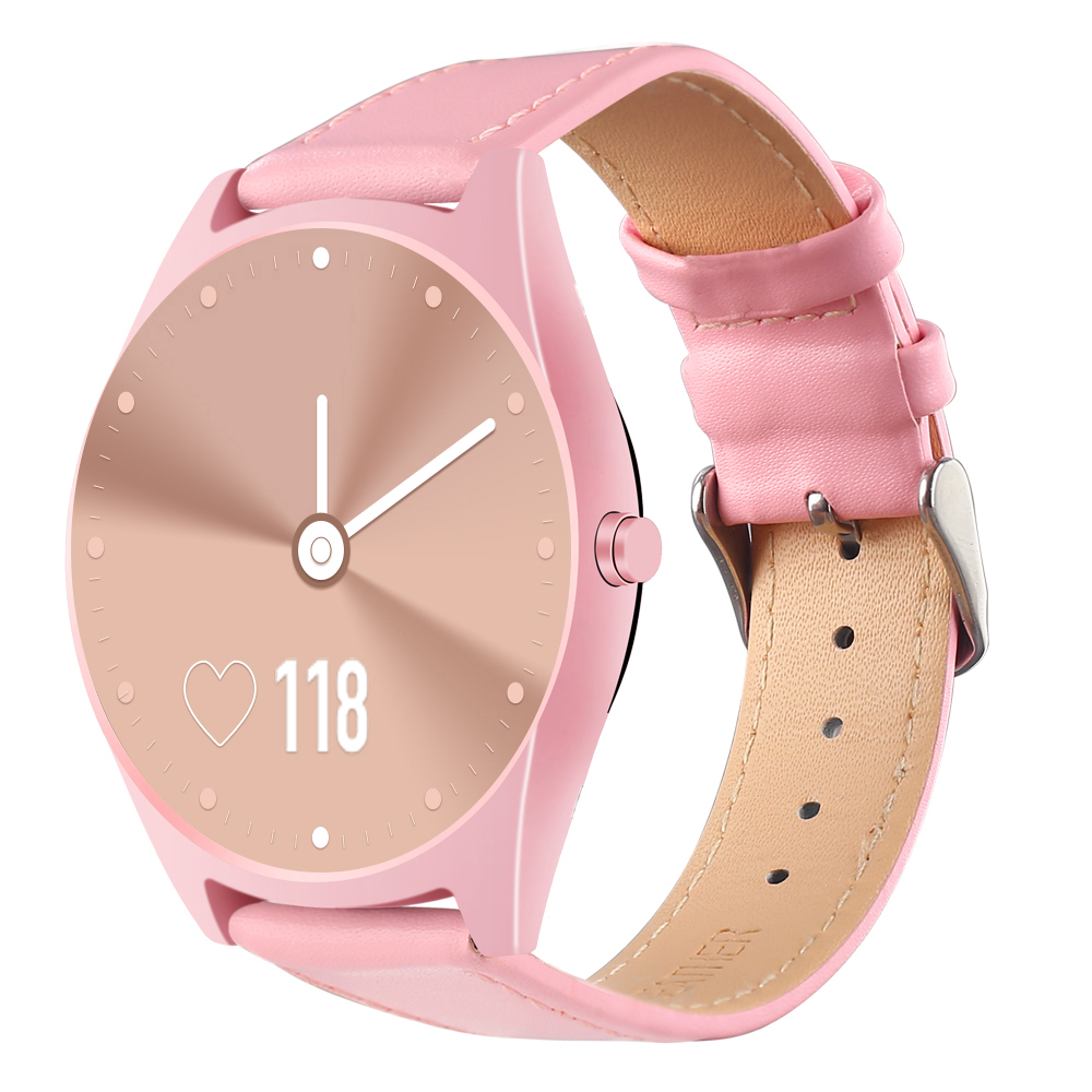 Robotsky pink series Smart Watch Sport Fitness Tracker Heart Rate Blood Pressure Monitor for Women Exquisite fashion watchRobotsky pink series Smart Watch Sport Fitness Tracker Heart Rate Blood Pressure Monitor for Women Exquisite fashion watch
