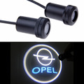 2X Car LED Car Door Welcome Laser Projector Ghost Shadow Logo Light Lamp For Opel Astra/Insignia/Corsa/Mokka/Vectra/Zafira