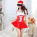 Bunny Girl Cosplay Costume Temptation Charming Nightwear Party Nightclub Uniform Dress Red Sexy Lingerie Underwear Free Shipping