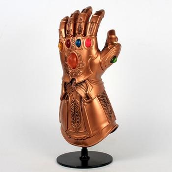 Avengers Infinity War Thanos LED Gauntlet Gloves & Mask Set