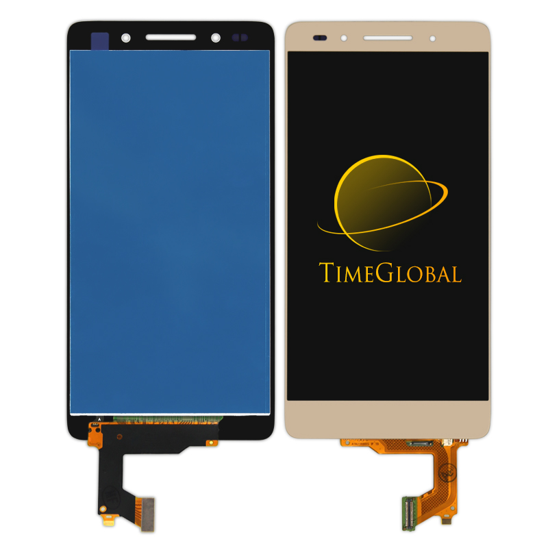 Подробнее о For Huawei Honor 7 5.2 Inch LCD Display + Touch Screen 100% New Digitizer Assembly Replacement Accessories free shipping new lcd display touch screen digitizer assembly replacement accessories for huawei ascend honor 7 above phone lc free shipping