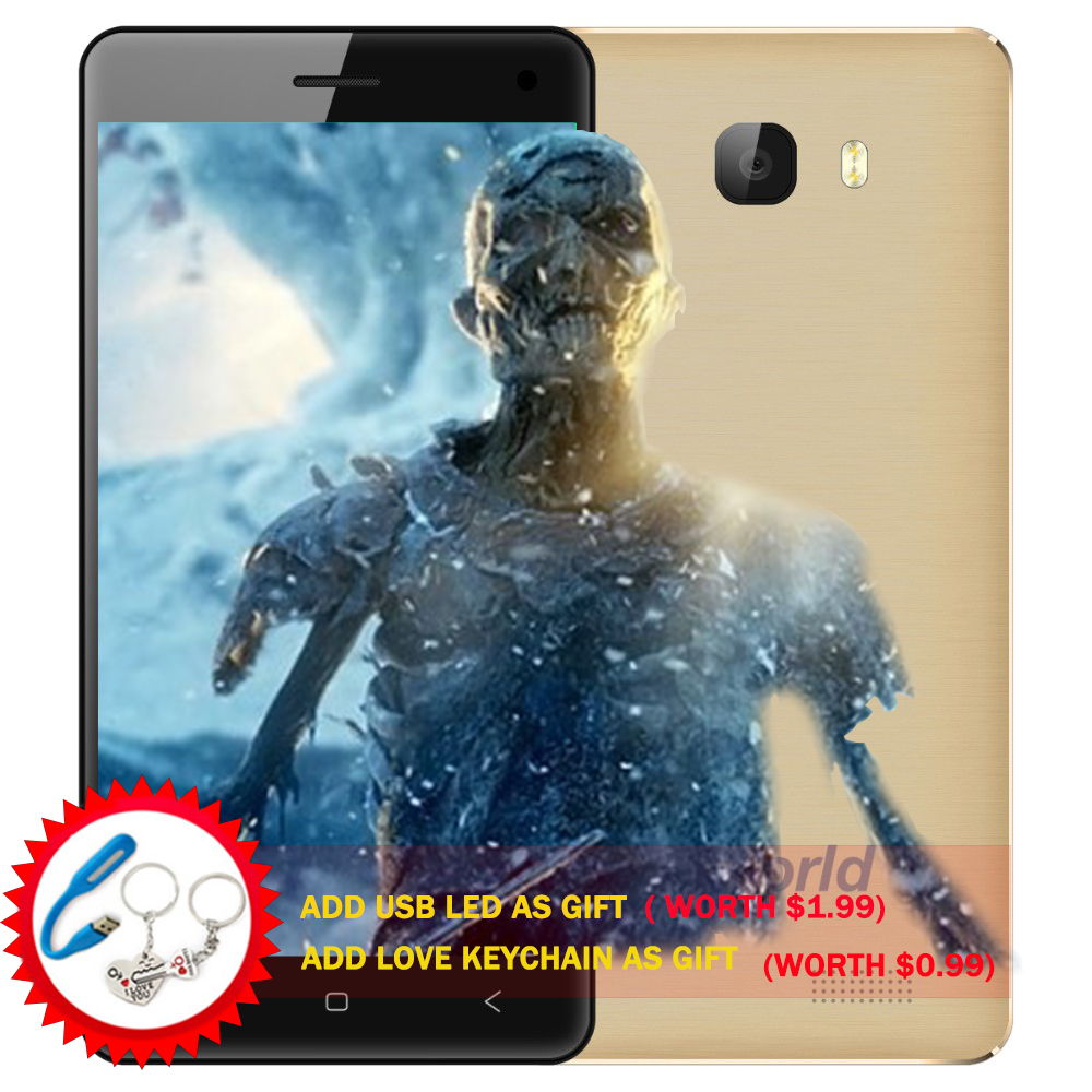 Original Vkworld T5 MTK6580 Quad Core Cellphone 5 inch 1280 720 IPS 2GB RAM 16GB ROM