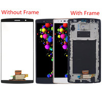 For LG G4 H810 H811 H815 VS986 VS999 LS991 LCD Screen and Digitizer Assembly with Front Housing Replacement!!