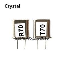 Industriale telecomando trasmettitore ricevitore di cristallo di cristallo TX RX