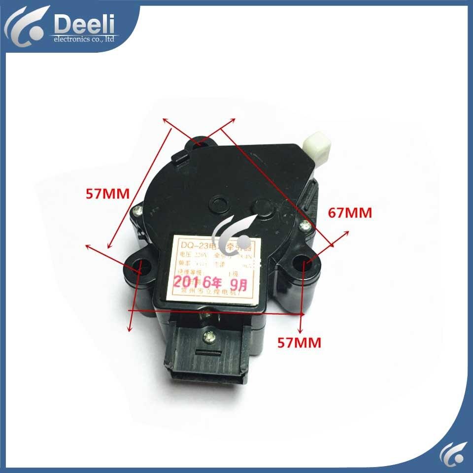 все цены на  1pcs electric tractor DQ-23 drainage valve motor switch control valve  онлайн