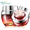 SOON PURE Red Ginseng Face Cream ACNE Treatment Snail Cream Moisture Dark Circles Eye Cream Ageless Whitening Skin Care Kit