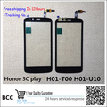 Original Black Touch Screen For huawei Honor Holly 3G Honor 3C Play Hol-U1 Digitizer capacitive touchscreen Free shipping,Tested